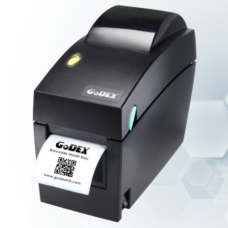 GoDEX DT2x thermal label printer