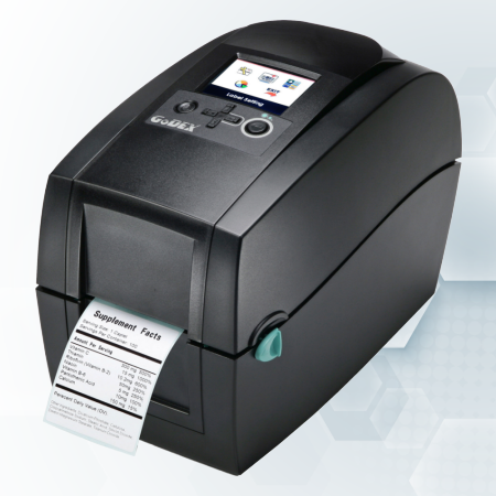 GoDEX RT200i RT230i label printer