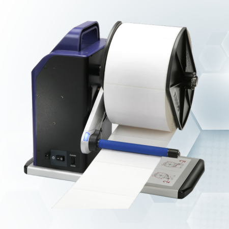 T10 label rewinder