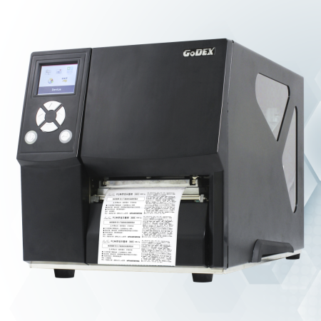 GoDEX ZX400i series industrial label printers